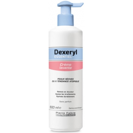 Dexeryl Essentiel Crème Lavante 500 ml