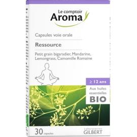 Le Comptoir Aroma Ressource 30 Capsules