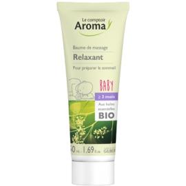 Le Comptoir Aroma Baume De Massage Relaxant Bébé 50 ml