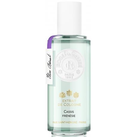 Roger&Gallet Extrait De Cologne Cassis Frénésie Spray 100 ml