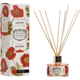 Panier Des Sens Diffuseur De Parfum Coquelicot 100 ml