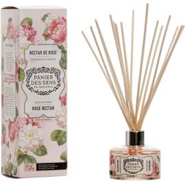 Panier Des Sens Diffuseur De Parfum Nectar De Rose 100 ml