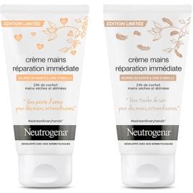 Neutrogena Crème Mains Réparation Immédiate 75 ml Edition Limitée