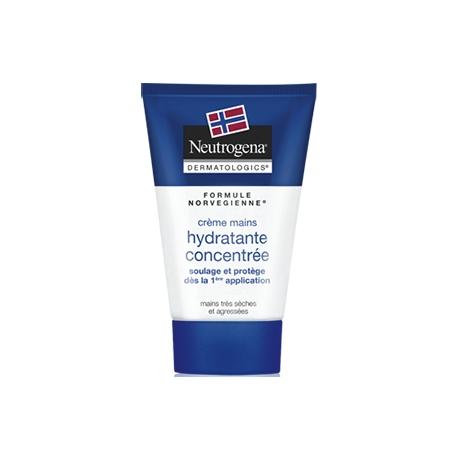 Neutrogena crème mains hydratante condentré 50 ml
