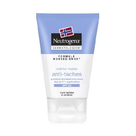 Neutrogena crème mains anti-taches 50 ml