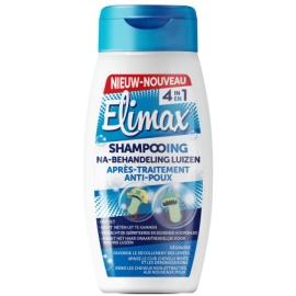 Elimax Shampooing 4 en 1 Après-Traitement Anti-Poux 200 ml