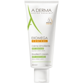 A-Derma Exomega Control Crème émolliente 200 ml