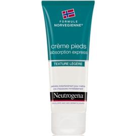 Neutrogena Crème Pieds Absorption Express 100 ml