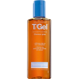Neutrogena T/Gel Shampooing Cheveux Gras 125 ml