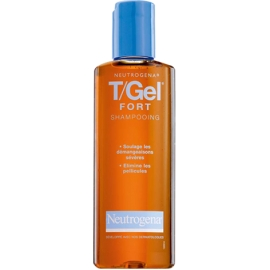 neutrogena t/gel fort shampooing 125 ml