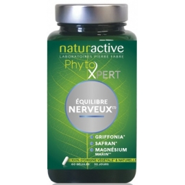 Naturactive PhytoXpert équilibre Nerveux 60 Gélules