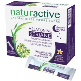 Naturactive Sériane Mélatonine 20 Sticks