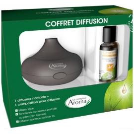 Le Comptoir Aroma Coffret Diffustion
