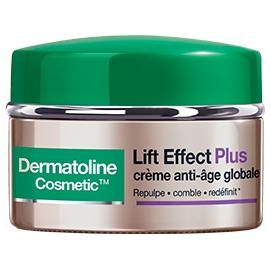 Dermatoline Cosmetic Lift Effect Plus Crème Anti-âge Globale Peaux sèches 50 ml