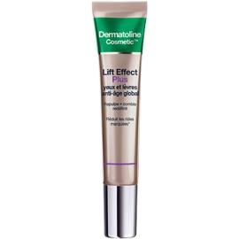 Dermatoline Cosmetic Lift Effect Plus Yeux et Lèvres Anti-âge Global 15 ml