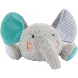 Dodie Bouillotte Bébé 6m+ Eléphant