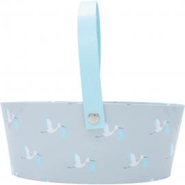 Saforelle Corbeille Mini Bleue