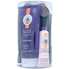 Box Roger&Gallet Homme Gingembre