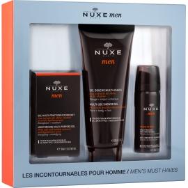 Nuxe Men Coffret Les Incontournables Pour Homme