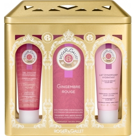 Roger & Gallet Coffret Gingembre Rouge 100 ml