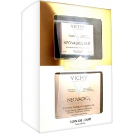 Vichy Coffret Neovadiol COMPLEXE SUBSTITUTIF Soin réactivateur Peau Sèche