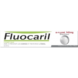 Fluocaril Dentifrice Bi-Fluoré 145 mg Blancheur 75 ml
