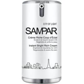 Sampar City Of Light Crème Riche Cou D'éclat 30 ml