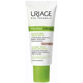 Uriage Hyséac 3-Regul Soin Global Teinté SPF 30 40 ml