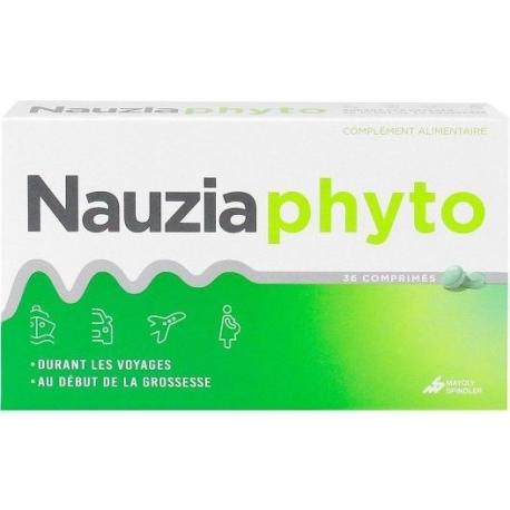 Nauziaphyto Estomac 36 Comprimés
