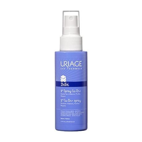 Uriage Bébé CU+ZN Spray Anti-Irritations 100ml