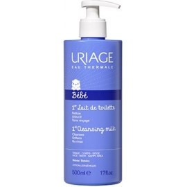 Uriage Bébé Lait de Toilette 500 ml