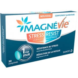 MagnéVie Stress Resist 30 Comprimés