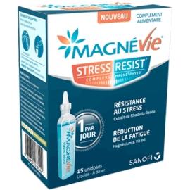 MagnéVie Stress Resist 15 unidoses