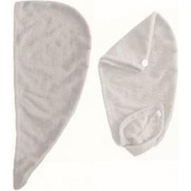 Le Comptoir Des Tendances Serviette Magique Microfibre Blanche
