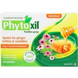 Phytoxil Pastilles Gorge x 20