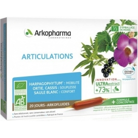 Arkopharma Arkofluides Articulations Bio 20 Ampoules