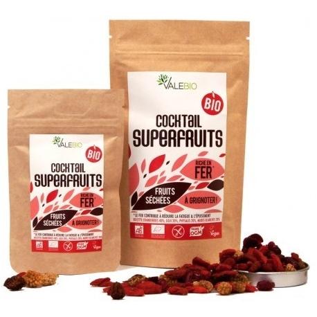Valebio Coktail SuperFruits Bio 500 g