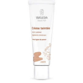 Weleda Crème Teintée Claire 30 ml