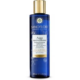 Sanoflore Aqua merveilleuse Peeling botanique régénérant 200 ml