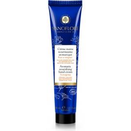 Sanoflore Crème mains nourrissante aromatique Pour se revigorer 30 ml