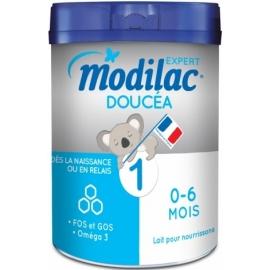 Modilac Doucéa 1 Lait Pour Nourrissons 0-6 Mois 800 g