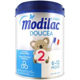 Modilac Doucéa 2 Lait De Suite 6-12 mois 800 g