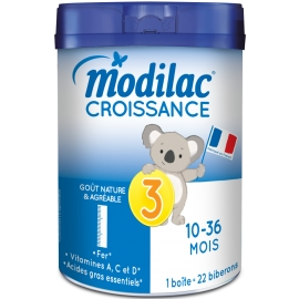 Modilac Expert Croissance 10-36 Mois 800 g