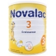 NOVALAC 3 LAIT 1-3 ANS 800 g