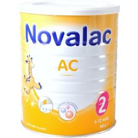 Novalac AC 2 Lait De Suite 6-12 mois 800 g