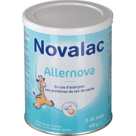Novalac Allernova Aliment Diététique 0-36 mois