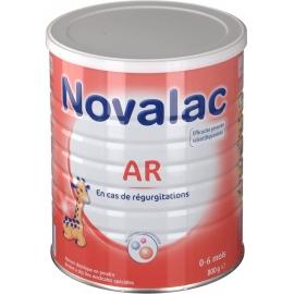 Novalac AR En Cas De Régurgitations 0-6 mois 800 g