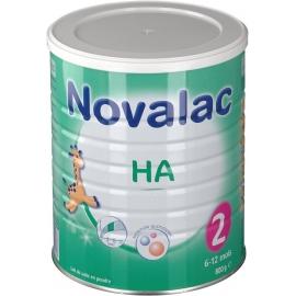 Novalac 2 HA Lait De Suite 6-12 Mois 800 g