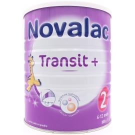 Novalac 2 Transit + Lait De Suite 6-12 Mois 800 g