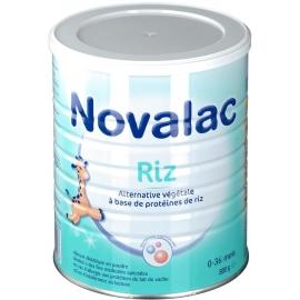 Novalac Riz 0-36 Mois 800 g